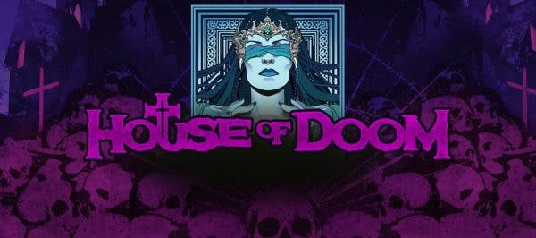 <strong>House of Doom Slot</strong>: Play n Go's essential halloween themed slot game