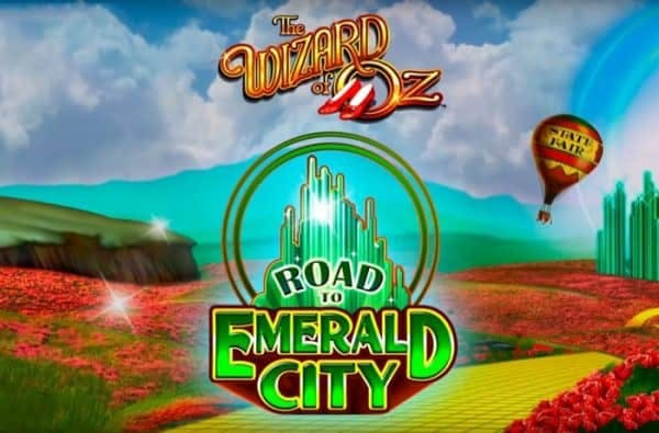 <strong>Wizard of Oz:</strong> Road to Emerald City