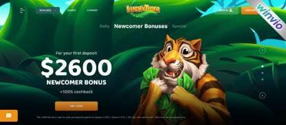 Lucky Tiger #2
