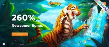 Lucky Tiger #1