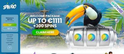 Spin Rio #1