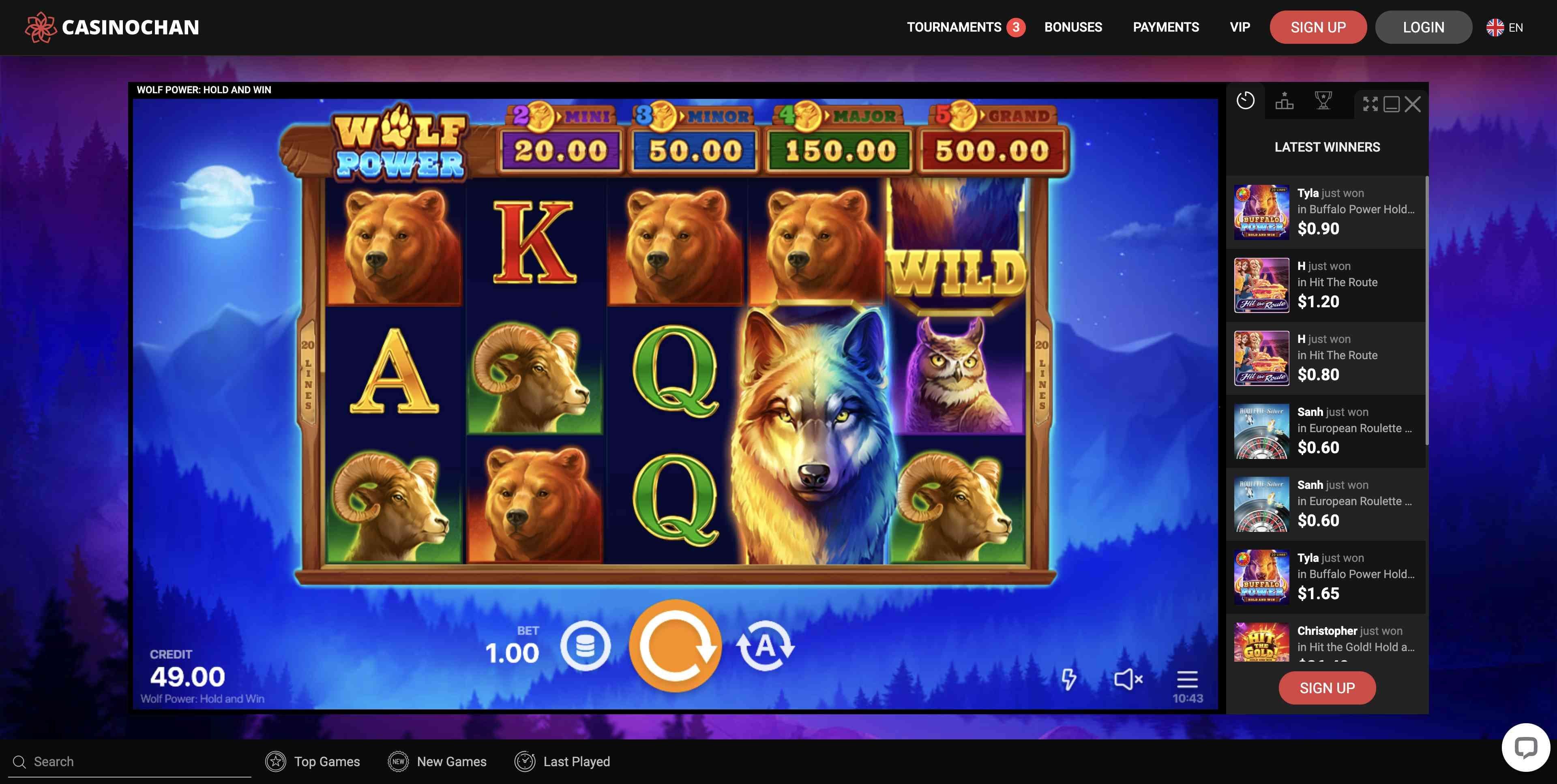 CasinoChan #2