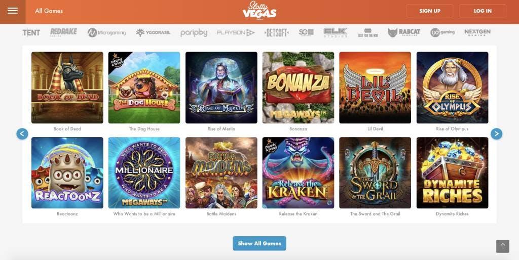 Slotty Vegas #2